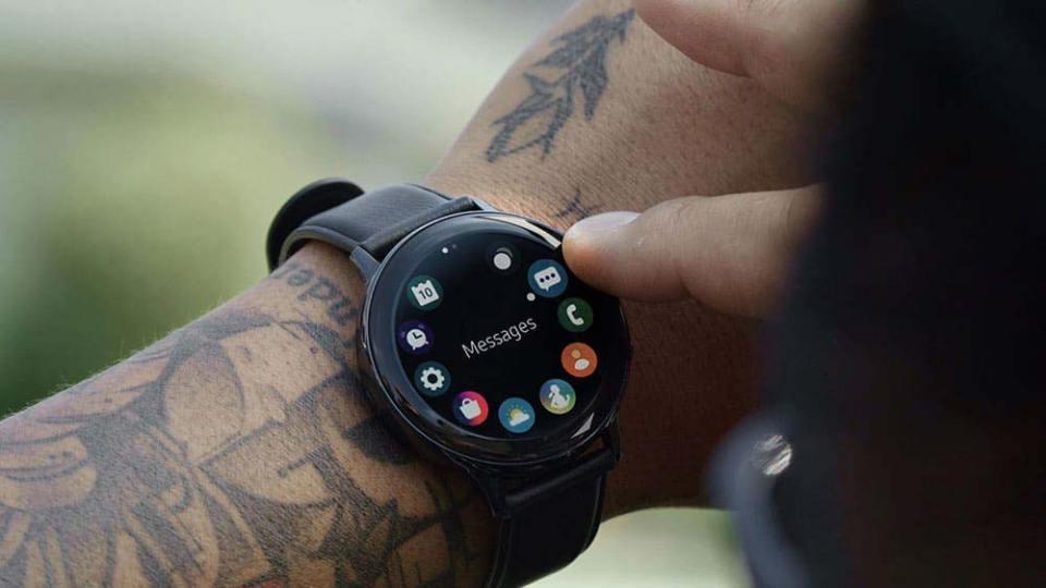 Samsung Galaxy Watch Active 2, ideal para el deporte o la vida cotidiana