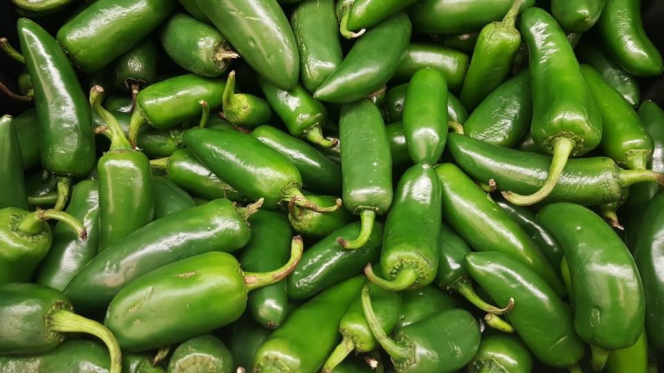 El chile jalapeño ayuda a mantener el sistema endocrino