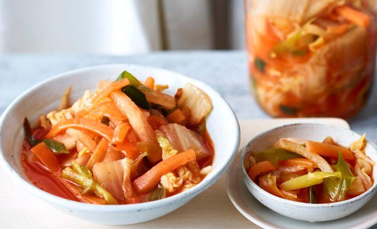 Descubre los beneficios del kimchi