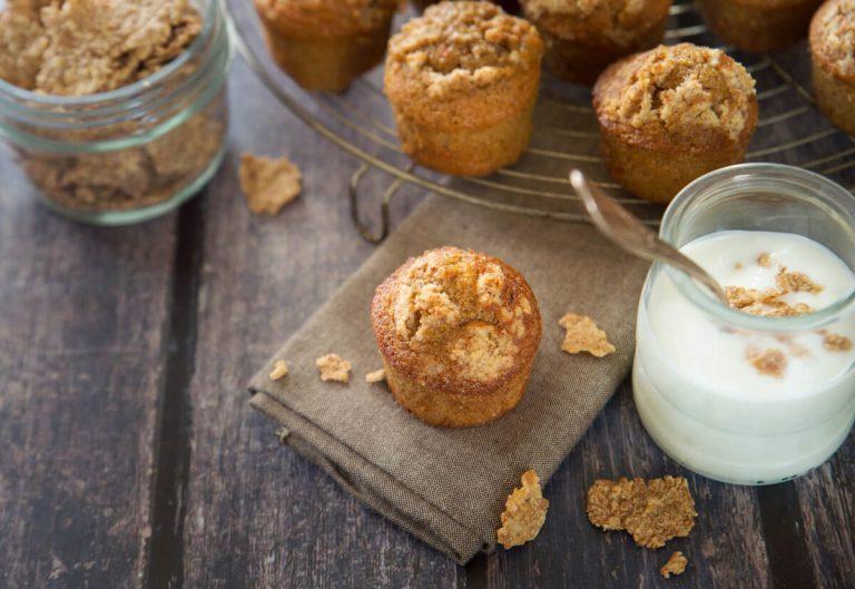 recetas de muffins fitness y saludables