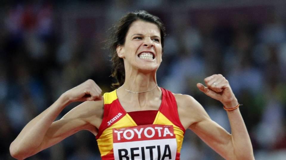 mejores deportistas españolas de la historia