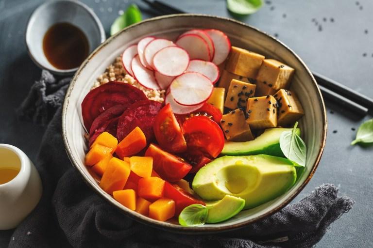 Dieta cetogénica para veganos
