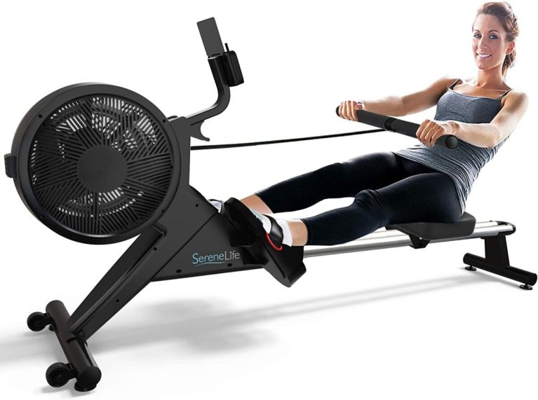 La Rutina HIIT para máquina de remo es ideal para bajar de peso y tonificar los músculos