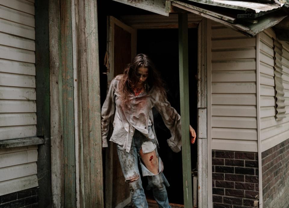 En el síndrome de Cotard las personas creen que están muertas y son zombies