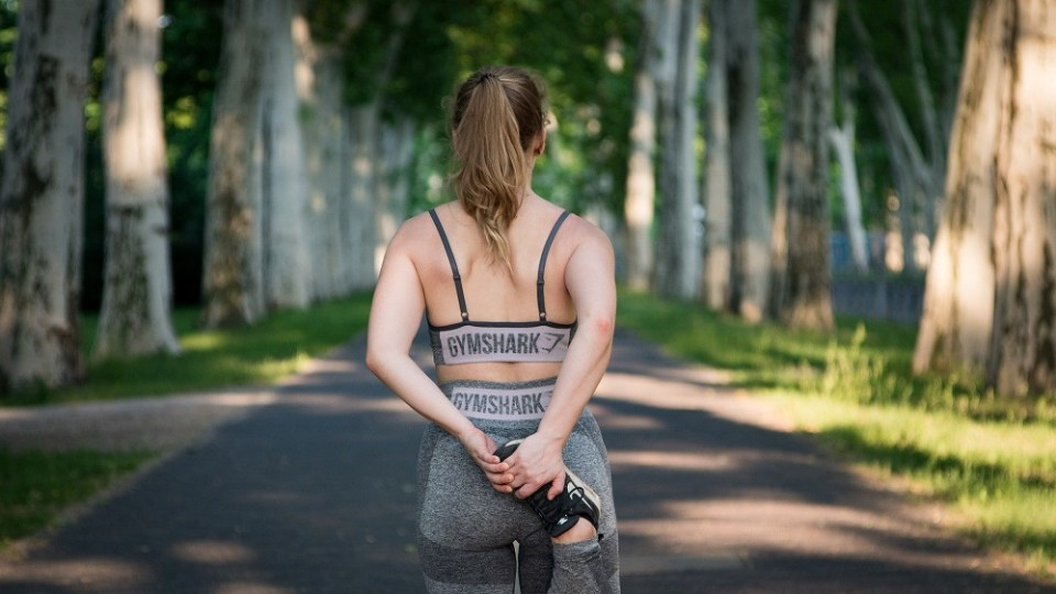 Calentamiento para activar tu cuerpo antes de entrenar