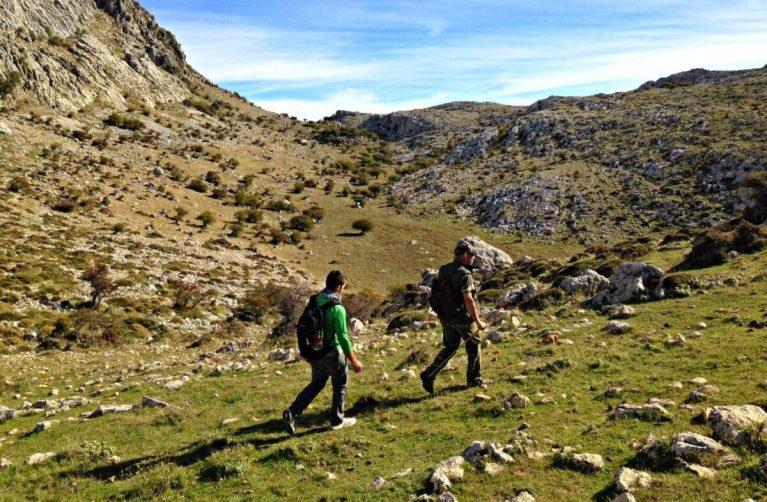 hacer senderismo en España