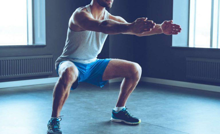 ejercicios para empezar a entrenar en el gimnasio de empuje