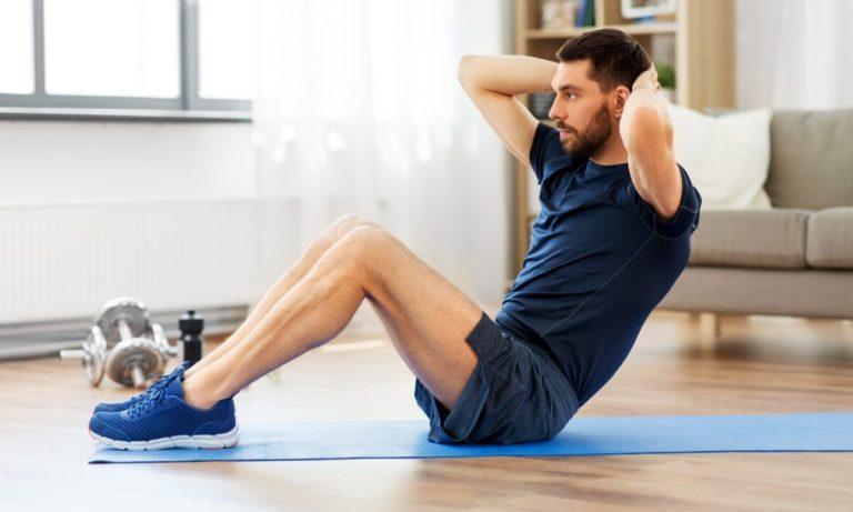 ejercicios con peso corporal para abdomen