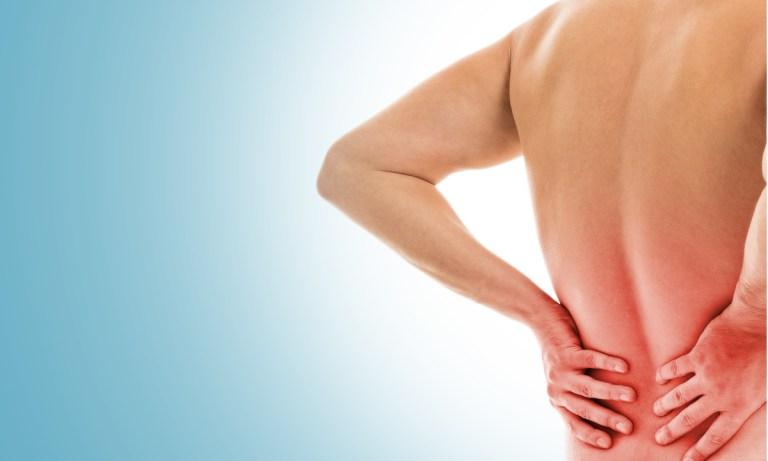 cómo corregir la postura de la espalda