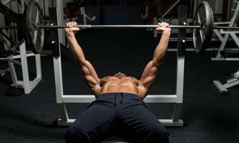 Rutina de entrenamiento Weider