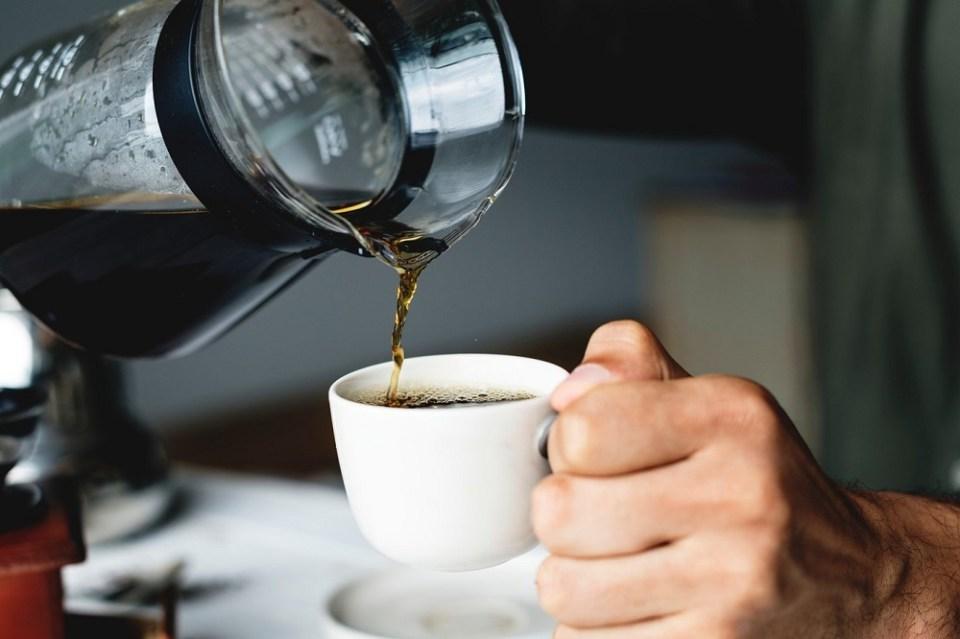 beneficios del café antes de entrenar