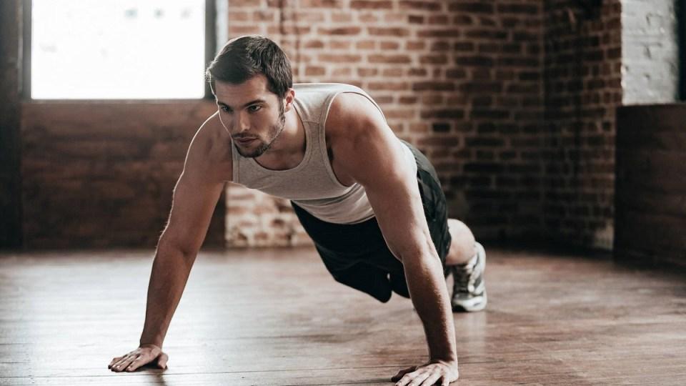 ejercicios para tonificar brazos sin pesas