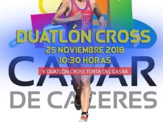 Presentación Campeonato de Extremadura de Duatlón Cros 2018
