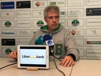 El Cáceres viaja con ganas de competir en Ourense