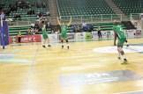 Derrota del Extremadura CCPH por 0-3 ante Voleibol Dumbría