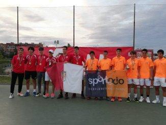 """Cáceres acogió el Campeonato de Extremadura Junior por Equipos """"TROFEO AON"""""""