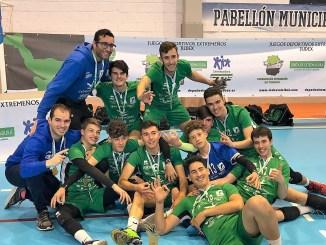 El Extremadura CCPH Juvenil Campeón de Extremadura