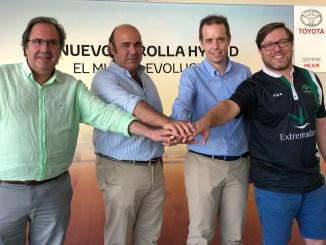 El Cáceres confía en Roberto Blanco para iniciar un nuevo proyecto