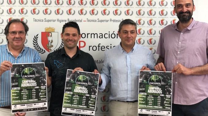 Esta temporada hazte abonado del Cáceres gratis, con FONES
