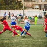 Mara Jiménez regresa al CF Femenino Cáceres (1)