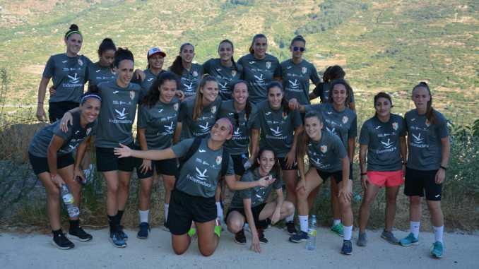 previa al partido Atl. De Madrid Femenino B - CF Femenino Cáceres