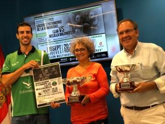 El Cáceres presenta el XXVI Trofeo Cáceres Patrimonio de la Humanidad
