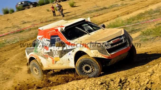 Amaya se apunta al Rallye Todoterreno de Cuenca en la vertiente de velocidad