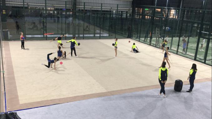 El Perú estrena centro de tecnificación de Gimnasia Rítmica