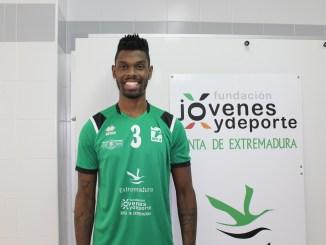 Renato Mendes del EXtremadura CCPH elegido MVP de la jornada