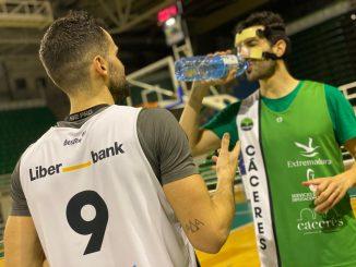 Confraternización entre clubes, y Liberbank