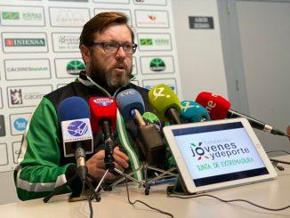 El Cáceres viaja a Palencia con el objetivo de seguir compitiendo