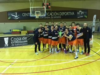 Sagrado Corazón Campeón de Copa de Extremadura de Primera División