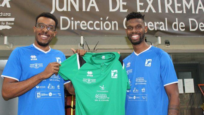 El Extremadura CCPH mete a dos juadores en el septeto ideal de la jornada