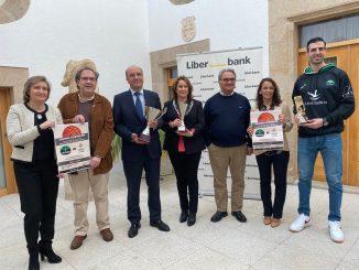 El Cáceres presenta el I Trofeo Liberbank de baloncesto