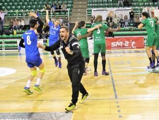 Victoria del Extremadura CCPH por 3-1 ante el líder de Boiro