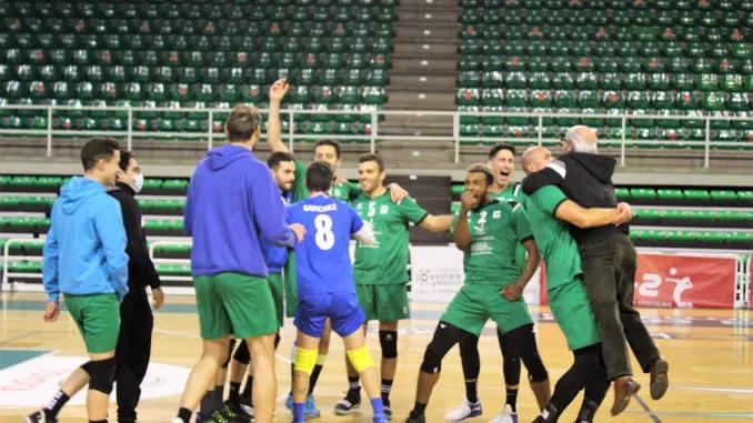 Trabaja victoria del Extremadura Cáceres