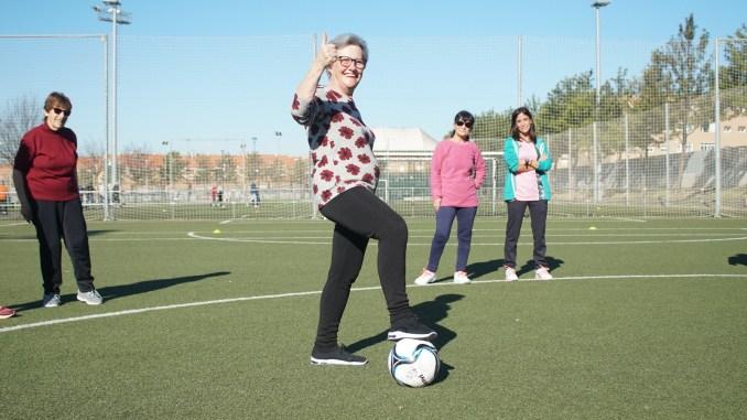 Cáceres, protagonista en la jornada nacional del deporte para mayores