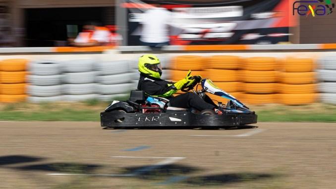 circuito 'Cáceres Kart'