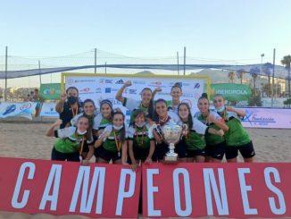 CF Playa Cáceres-Supercopa-de-España