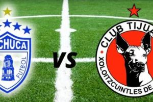 Pachuca vs Tijuana Xolos Miércoles 8 Noviembre 2017
