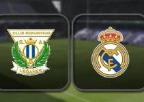 Ida cuartos final copa del Rey Leganés vs Real Madrid hoy 18 enero 2018