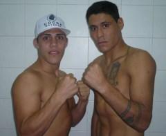 Castaño y Javier Andino