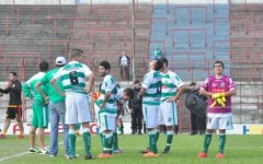Mandiyó 0-Sarmiento 5