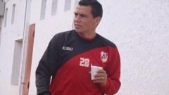Milton Zárate continuará jugando en el mediocampo franjeado ante Douglas Haig (Foto club Guaraní)