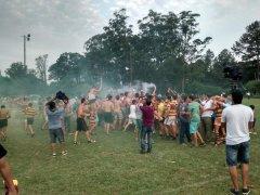 festejo Tacurú campeón