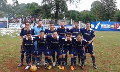 Atlético Oberá logró un buen punto en Jardín América y ahora definirá de local ante El Timbó