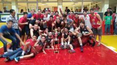 Tokio campeón Liga Provincial