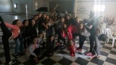 gimnastas obereñas regreso Arroyito