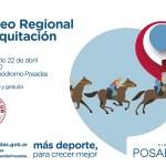 Se viene el Regional de equitación en el hipódromo