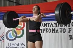 Brisa Rotta competirá en el Sudamericano Sub-17